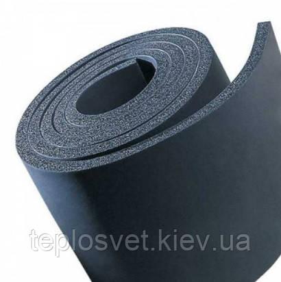 Ізоляція зі спіненого синтетичного каучуку EUROBATEX в аркушах (рулонах)