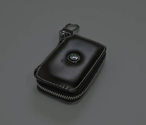 Ключница Carss с логотипом BMW 12011 черная