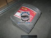 Накладка тормозная (комплект на ось) 419х203 1-й рем. FRUEHAUF, ROR, TRAILOR ( 195571010210)