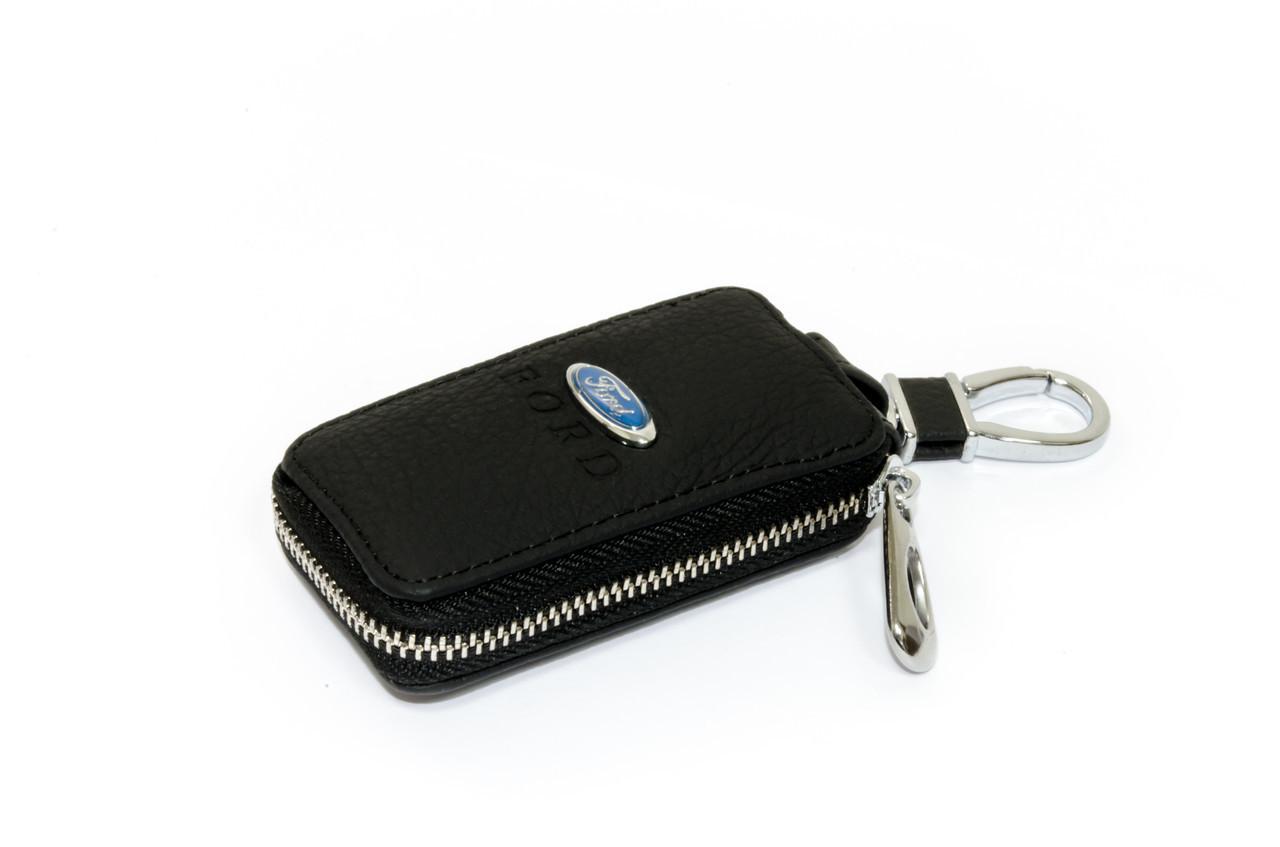 Ключница Carss с логотипом FORD 03004 черная