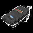 Ключница Carss с логотипом FORD 03012 многофункциональная черная, фото 5