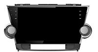 Штатная магнитола Toyota Highlander (2010-2013)