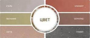 РубелЭко Плитка фасадная ПФ ( с фаской ) цвет в ассортименте, фото 3
