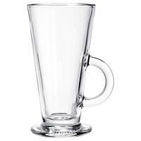 БЕПРЁВАД Стакан для латте, прозрачное стекло, 29 см, 00284386, IKEA, ИКЕА, BEPROVAD