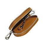 Ключниця Carss з логотипом LAND ROVER 15001 коричнева, фото 4