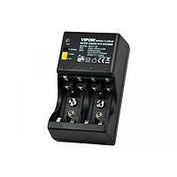 Зарядка CR3288GS (для 1..4xAA/1..4xAAA/1/2x9V)