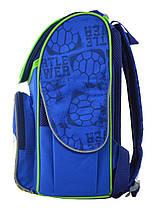 Рюкзак каркасный  1 Вересня 555120 H-11 Turtles, 31*26*14, фото 3