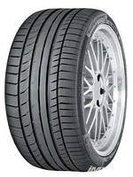 Continental ContiSportContact 5 (235/60R18 103W) N0 Czech Rep.