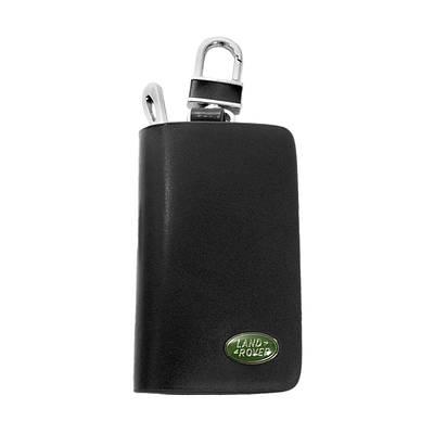 Ключница Carss с логотипом LAND ROVER 15002 черная