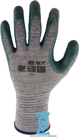 Перчатки рабочие покрытые нитрилом DL 25, фото 2