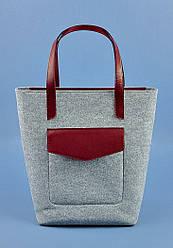 Дизайнерская сумка шопер Софи Марсала