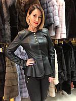 Куртка Женская с Кнопками  001ДЛ