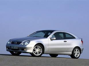 Mercedes W203 CLC / Мерседес 203 (Купе) (2001-2011)