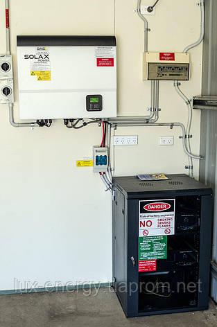 Однофазний гібридний інвертор SOLAX SK-SU 3 кВт, фото 2