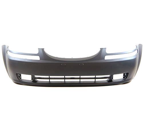 Бампер передний - накладка Aveo 1 / Авео 1, 96542983