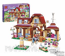 Конструктор Bela Friends 10562 ¨Клуб верховой езды¨ (Lego Friends 41126) 594 дет.