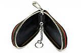 Ключница Carss с логотипом MAZDA 16007 черная, фото 5