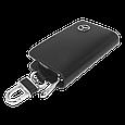 Ключница Carss с логотипом MERCEDES 02002 черная, фото 3