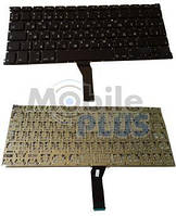 Клавиатура для ноутбука MacBook A1369 (2011), A1466 (2012-2013) Black