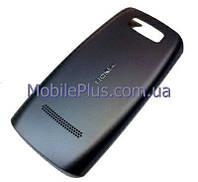 Nokia 305, 306 Панель аккумулятора, Dark Gray, original (PN:0259033)