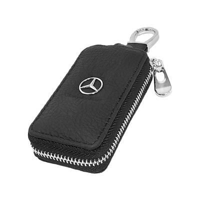 Ключница Carss с логотипом MERCEDES 02004 черная