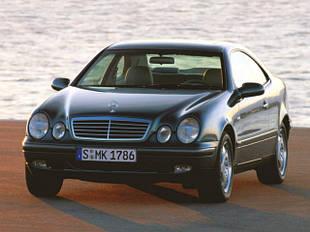 Mercedes W208 CLK / Мерседес 208 ЦЛК (Купе, Кабриолет) (1997-2003)