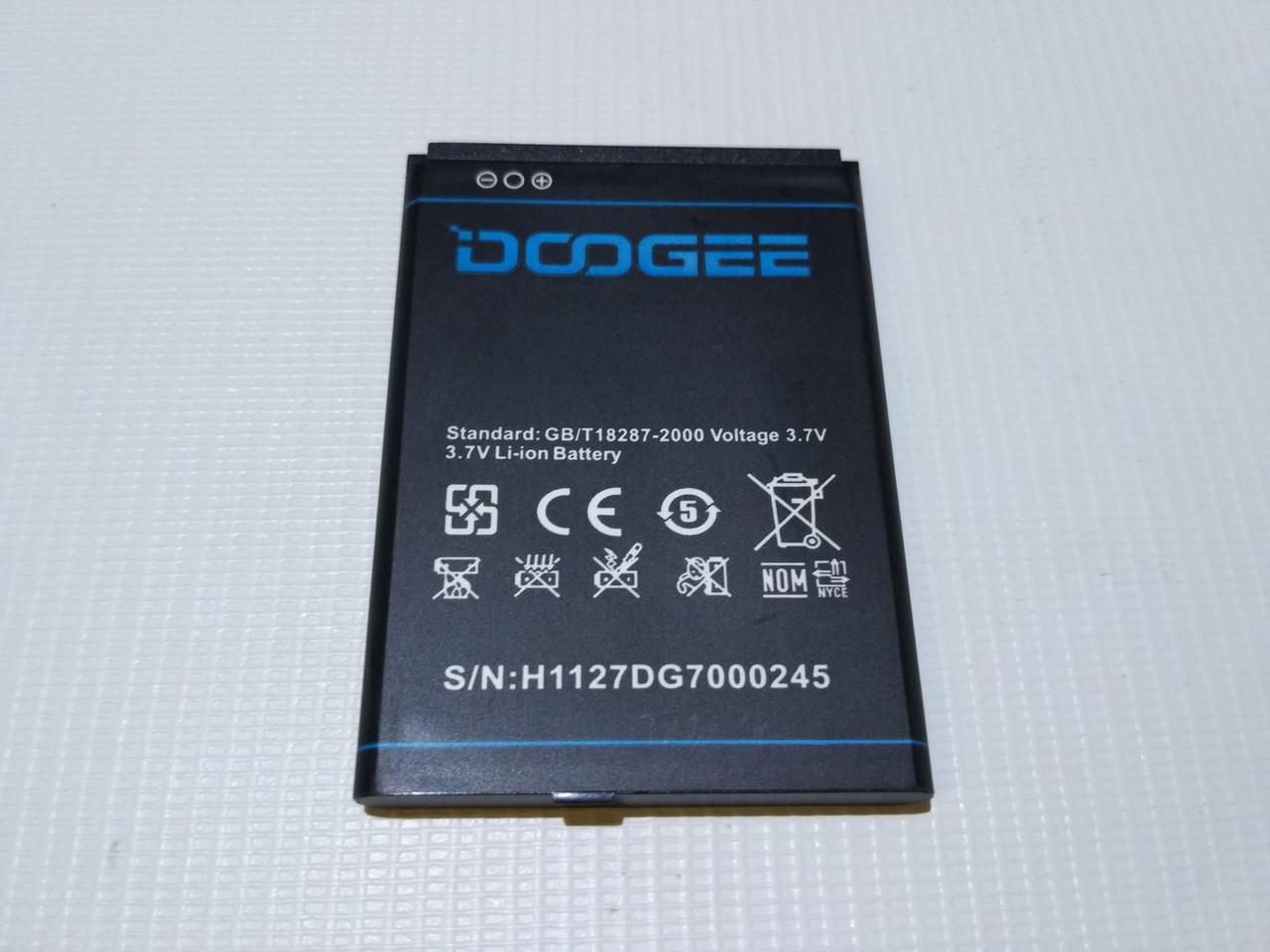 Оригинальная батарея аккумулятор для Doogee Titans 2 DG700