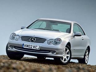 Mercedes W209 CLK / Мерседес 209 ЦЛК (Купе, Кабриолет) (2002-2009)