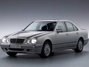 Mercedes W210 E / Мерседес 210 Е (Седан, Комби) (1995-2002)