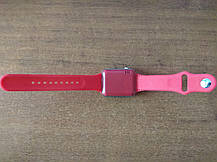 Умные Часы Smart Watch А1 red Аналог Apple Watch , фото 3