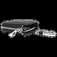 Ключница Carss с логотипом NISSAN 09012 многофункциональная черная, фото 7
