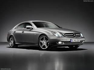 Mercedes W219 CLS / Мерседес 219 ЦЛС (4 дв.) (Седан) (2004-2010)