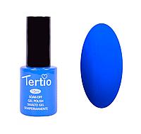 Гель лак Tertio №137, 10 мл светло-синий