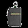 Ключница Carss с логотипом OPEL 18012 многофункциональная черная, фото 10