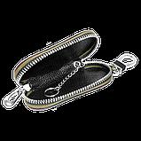 Ключниця Carss з логотипом OPEL 18005 чорна, фото 2