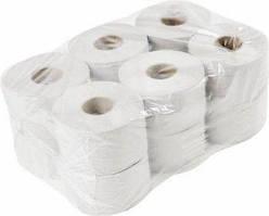Туалетная бумага в рулонах (шт)