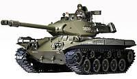 Танк р/у 1:16 Heng Long Bulldog M41A3 с пневмопушкой и и/к боем (HL3839-1), фото 1