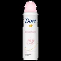 """Дезод спрей жін. """"Dove"""" 150мл Ніжність пудри/12"""