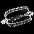 Ключница Carss с логотипом SKODA 22003 черная, фото 2