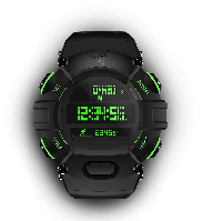 Смарт-часы Razer Nabu Watch Smart Wristwear (RZ04-00870700-R3C1)
