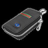 Ключница Carss с логотипом SUBARU 21012 многофункциональный черная, фото 4