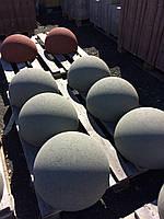 Полусфера парковочная (ограждение) бетон