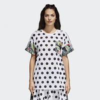 Женская футболка Adidas The FARM Company CW1376 - 2018