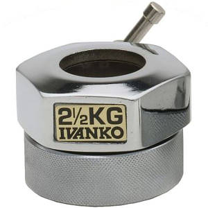 Профессиональный замок для олимпийского грифа Ivanko, код: I-COC