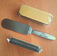 Змінні файли для пилки, терки для педикюру «Лопатка» 80 гріт