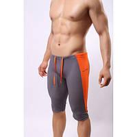Спортивные шорты Brave Person - №373, Цвет коричневый, Размер M