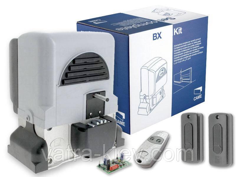 CAME BX-78 OPTIMAL-KIT Автоматика для відкатних воріт до 800 кг (BX-B).