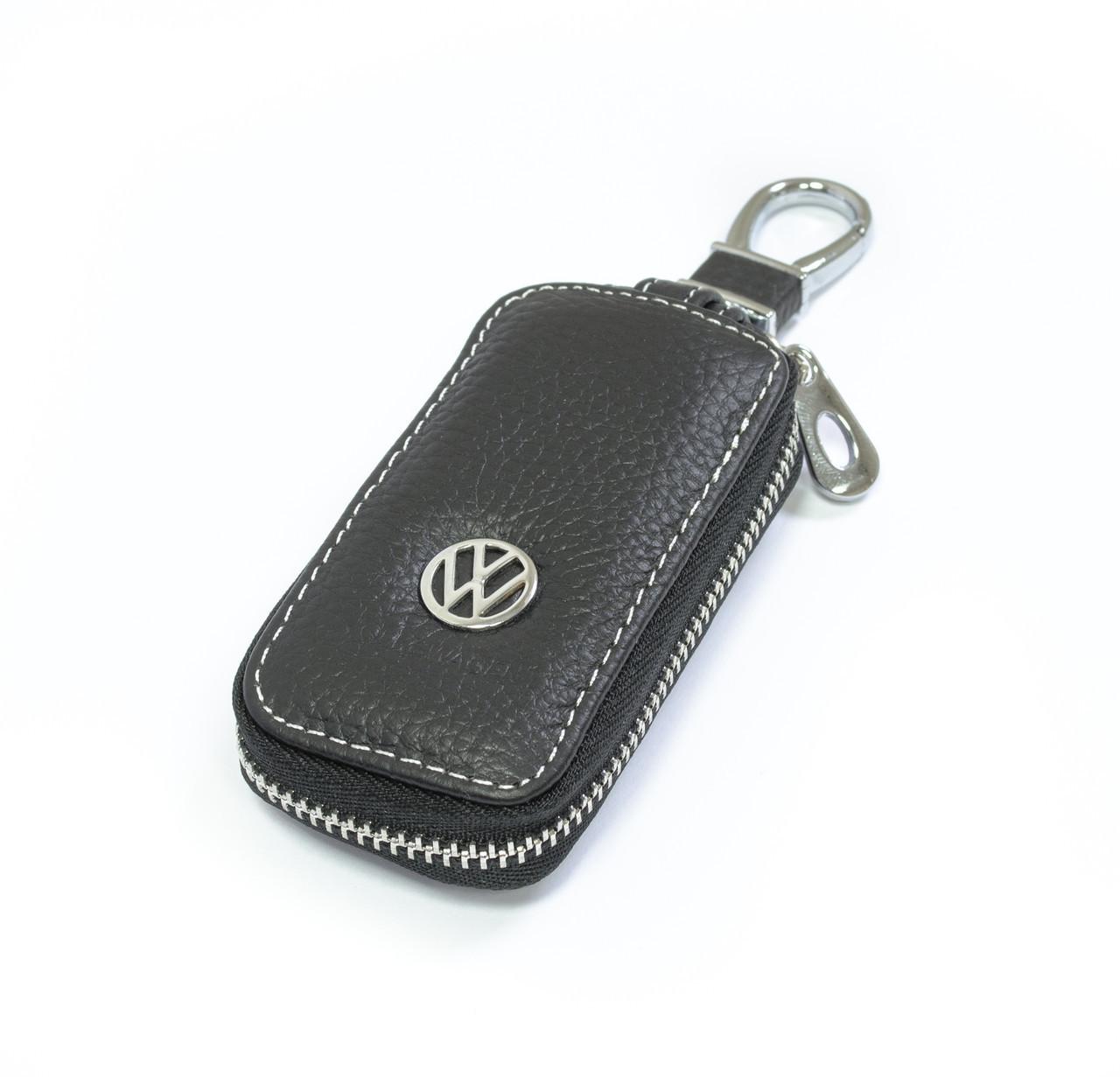 Ключница Carss с логотипом VOLKSWAGEN 04010 черная