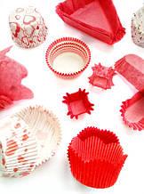 Форми для кексів, еклерів і тістечок у великій фасовці (від 1000 шт.)