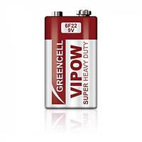 "Батарея ""крона"" GREENCELL 9V (6F22)"